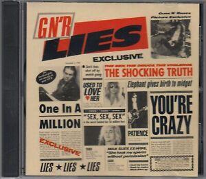 Guns N' Roses - GN'R Lies