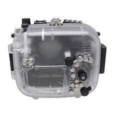 Mcoplus 40M Fotocamera Impermeabile Subacqueo Alloggiamento Custodia Per Canon EOS 70D 18-135mm