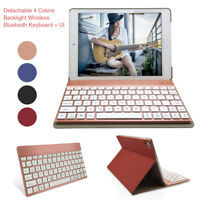 Leather Stand Case Cover with Keyboard For Apple iPad Air2/iPad Pro9.7/ iPad 6