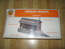 Bachmann HO scale Freight Station Kit #45171 NOS NR