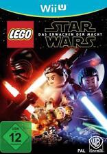 Nintendo Wii U Lego Star Wars 7 Das Erwachen der Macht Deutsch Neuwertig