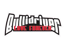 1 x Aufkleber Bullidriver Love Forever Sticker Tuning VW Bus T1 T2 T3 T4 T5 JDM