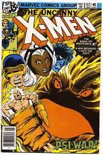 X-MEN #117 F, John Byrne art, The Uncanny, Marvel Comics 1979