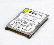 """40GB 2,5 """" 6,35 cm HDD Hard Drive western digital WD400 Scorpio Ide Pata #O82"""