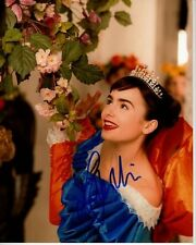 LILY COLLINS Signed Autographed MIRROR MIRROR SNOW WHITE Photo