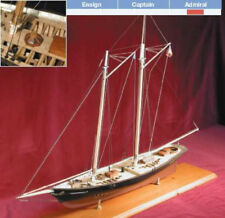 """Brand New, Detailed Model Ship Kit by Blue Jacket: the """"America Yacht"""""""