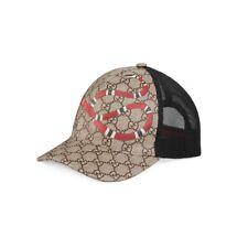 Gucci Supreme Kingsnake GG Baseball Hat Size XL