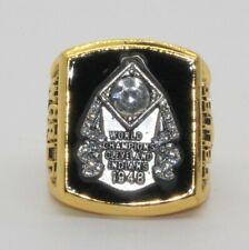 1948 Cleveland Indians Championship Ring BOB FELLER World Series