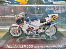 "1/24 Altaya Honda NSR250 Luca Cadalora Moto GP 1991 ""Rothmans"" Sponsor"