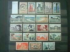 FRANCE SMALL LOT MH* + USED / 2 SCANS 53 STAMPS