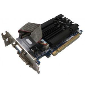 Gigabyte GV-N610D3-1GI GeForce 610 1GB GDDR3 PCI-E Graphics Card