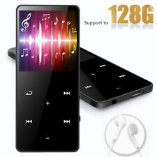 Bluetooth Touch Screen Mp3 Player Sport Lossless Sound Hifi Music W/ Earphone Us