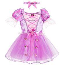 Rapunzel Fancy Dress Disney Princess Tangled Girl Infant Costume