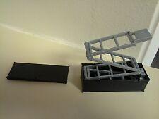 WWE Rumblers Climb & Crash LADDER w/ lid accessory MINT wrestling accessories