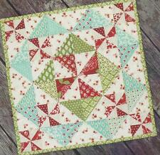 Candy Dish wall hanging quilt pattern by Sherri Falls of This & That Patterns