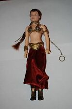 "Princess Leia Slave 12""-Hasbro-Star Wars 1/6 Scale Customize Side Show Jabba"