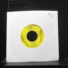 "George Nooks / Lady Ann - Let Me Be / Don't Wanna Loose 7"" Mint- Vinyl 45"