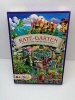 Rate Garten von mein Lieblingsspiel Brett Kinder Familien Gesellschafts