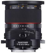 Samyang MF 24mm f3,5 T/S Canon EF