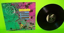 """Clan Of XYMOX Obsession 1989 Vinyl 12"""" EP Record Synth-Pop Goth Promo Hype"""