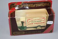 ZC1106 Matchbox Y30 Camion Miniature 1/35 AC Mack Model 1920 Arctic Ice Cream CO
