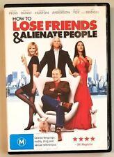 How To Lose Friends & Alienate People (Simon Pegg) DVD (Region 4)