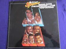 "Diana Ross The Supreme`s & Temptations - Motown Special 12"" Vinyl LP"