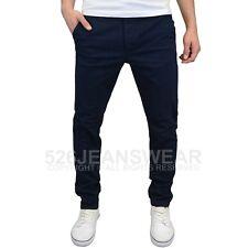 Jack & Jones Men's Chino Trousers Chinos Business Pants Modern Multi Color Mix Navy Blazer W34 L30