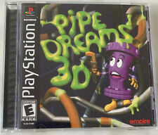 Pipe Dreams 3D (Sony PlayStation 1, 2001) - CIB
