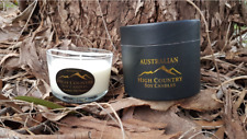 Australian High Country Candles Mountain Wild Flowers Soy Candle