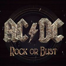 Ac/dc - Rock Or Bust NEW LP