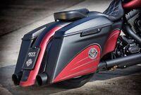 Ricks Harley-Davidson Touring Koffer Set ab 2014