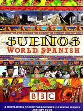 (Very Good)0563399295 Suenos World Spanish Beginners Activity Book,Aurora Longo,