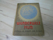 Wunderwelt Film – Künstler und Werkleute einer Weltmacht