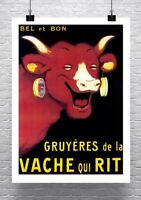 Bel Et Bon Vintage Leonetto Cappiello Advertising Poster Canvas Giclee 24x32 in.
