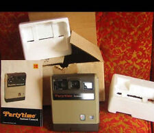 Vintage Kodak PartyTime Instant Camera with Instructions and Original Packaging