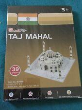 Taj Mahal 3-D Puzzle, 39 Pieces