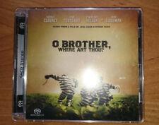 O BROTHER, WHERE ART THOU? OST RARE OOP SACD T-Bone Burrnett Alison Krauss