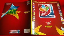 PANINI Foot World Cup 2015 Canada 1 Album vierge