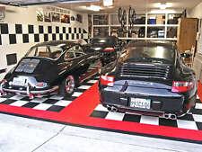 BLACK - Pack of 30- GarageTrac Diamond Garage Flooring