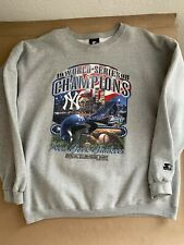 New York Yankees - 1998 World Series Champions- Official Clubhouse Shirt Size XL