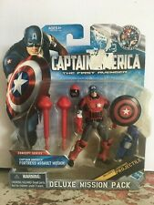 CATFA Deluxe Mission Pack 06 Captain America Fortress Assault Mission