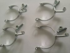 2X NOS CYCLO PUMP CLIPS CLAMPS PEGS (2 SETS OF TWO)