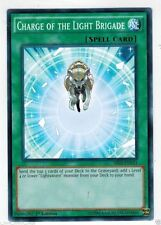Charge of the Light Brigade SR02-EN033 1st  X 1 Mint  YUGIOH