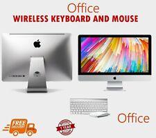 "Apple iMac 21.5"" Core i3, 2.5GHZ 8GB RAM -500GB HD - Good Condition 12M warranty"