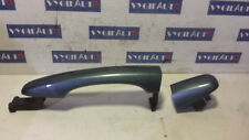 2014 VOLVO V60 V40 COMPLETE DOOR HANDLE BLUE 31276437 31276147 OEM