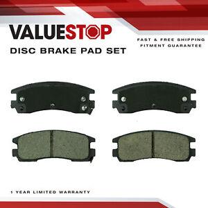 Rear Ceramic Brake Pads for Buick; Cadillac; Chevrolet; Oldsmobile; Pontiac