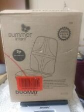 Summer Infant Duomat - 2 in 1 car seat protection!