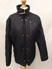 Avenue Quilted Jacket - Size M - Navy