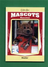2017-18 O-Pee-Chee Patch Howler Arizona Coyotes Mascot P-85